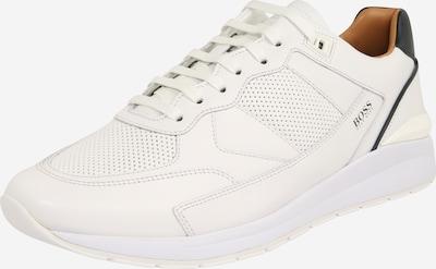 BOSS Sneaker in schwarz / weiß: Frontalansicht