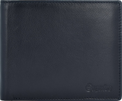 Esquire Kartenetui in schwarz, Produktansicht