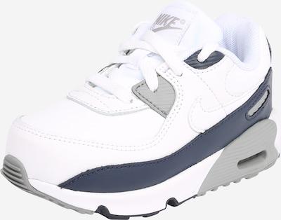 Nike Sportswear Schuhe 'Air Max 90 LTR (TD)' in basaltgrau / weiß, Produktansicht