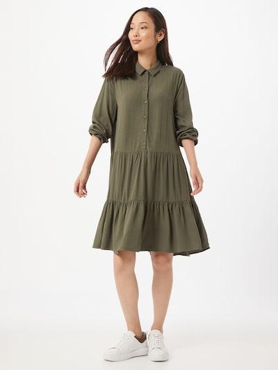 MOSS COPENHAGEN Kleid 'Karolina' in khaki, Modelansicht