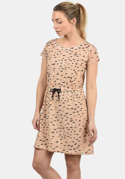 DESIRES Jerseykleid 'Birdy' in champagner / apricot / rosa / rosé / altrosa / hellpink / schwarz, Produktansicht