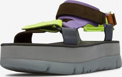 CAMPER Sandalen ' Oruga Up ' in grau, Produktansicht