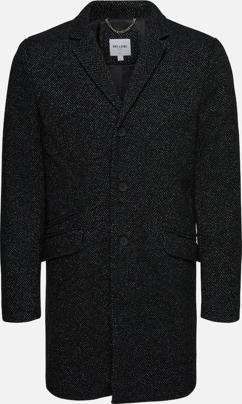 Only & Sons Klassischer Mantel in grau  Markenkleidung für Männer und Frauen