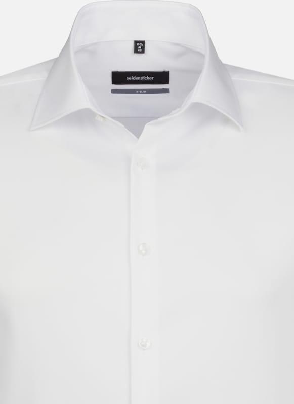 SEIDENSTICKER City-Hemd ' X-Slim X-Slim X-Slim ' in weiß  Freizeit, schlank, schlank 793c04