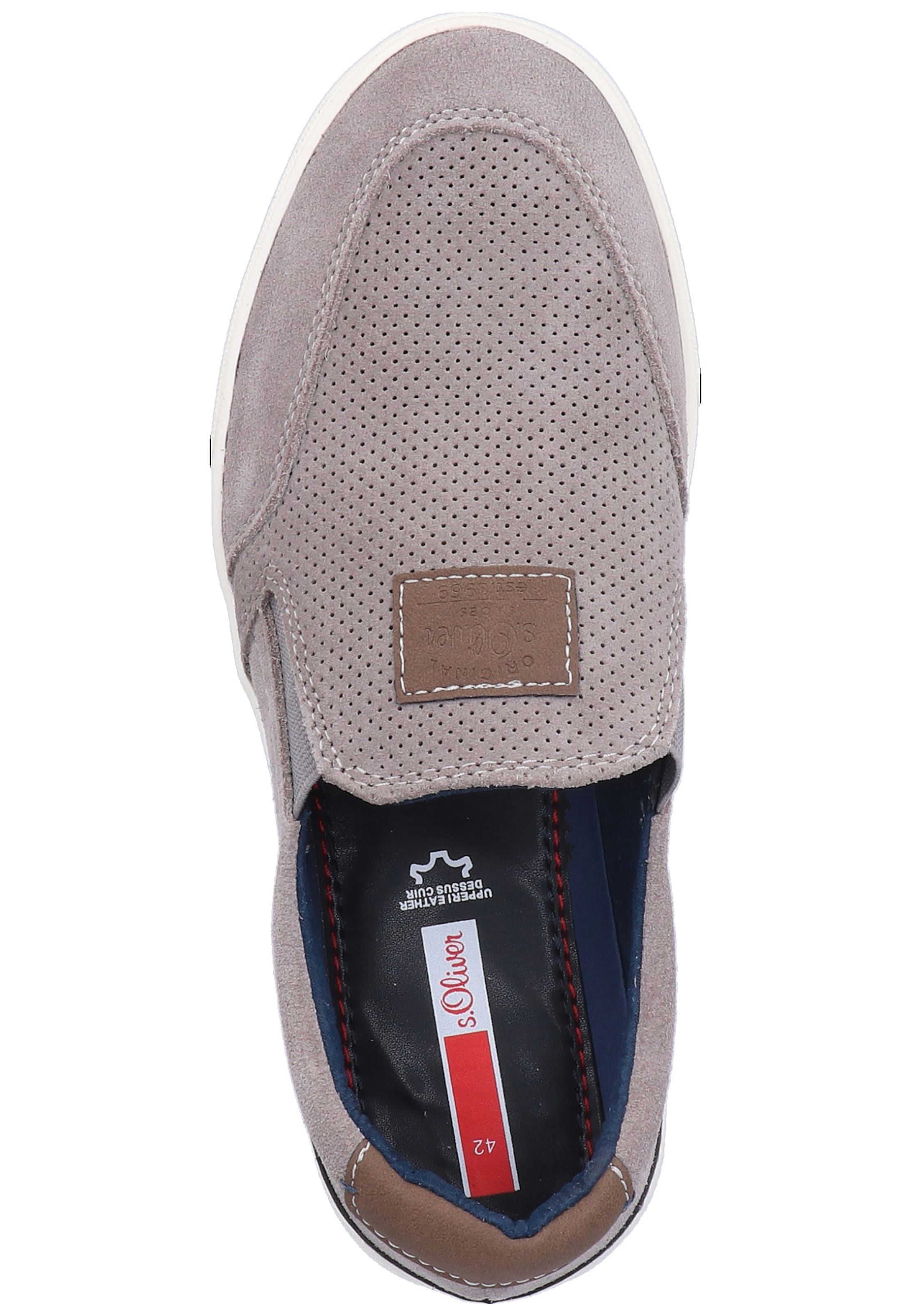 Red Label oliver MarronTaupe En S Chaussons nk0P8wO