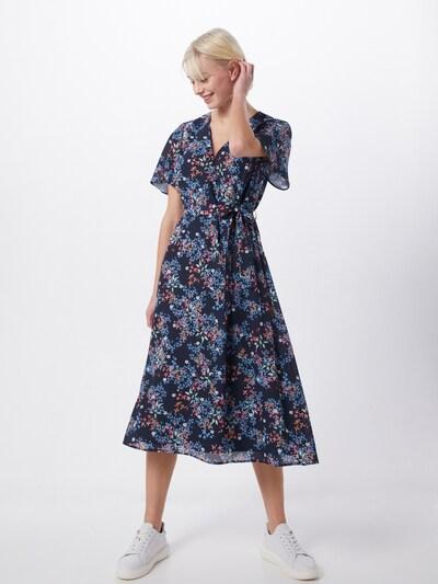 Esprit Collection Společenské šaty - námořnická modř / mix barev, Model/ka