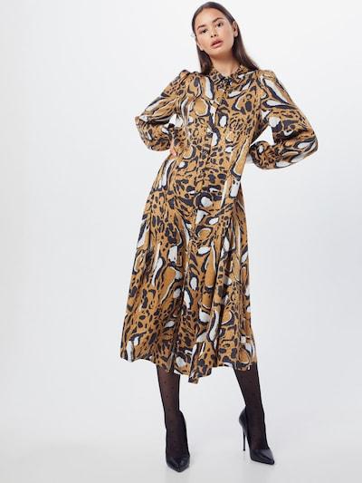 Gestuz Kleid 'Lori' in beige, Modelansicht