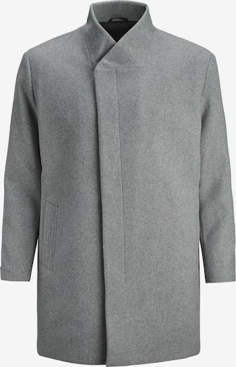 JACK & JONES Manteau mi-saison en gris chiné, Vue avec produit