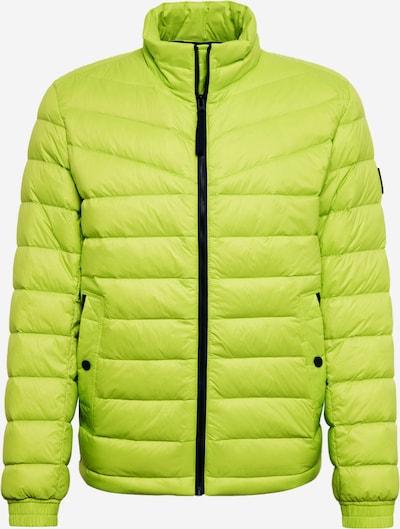 BOSS Prehodna jakna 'Olido' | rumena barva, Prikaz izdelka