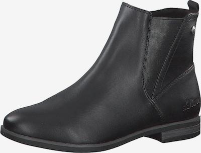 s.Oliver Chelsea boots in de kleur Zwart, Productweergave