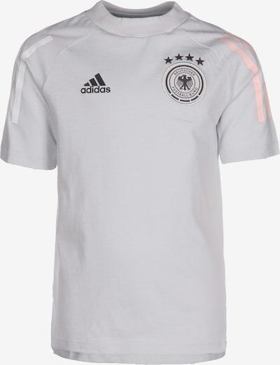 ADIDAS PERFORMANCE T-Shirt 'DFB EM 2020' in hellgrau, Produktansicht