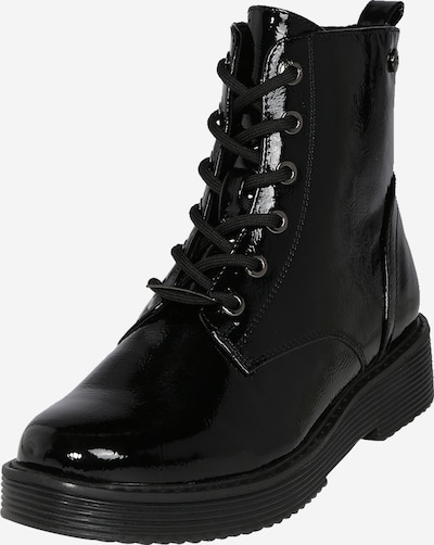 Xti Lace-up bootie in black, Item view