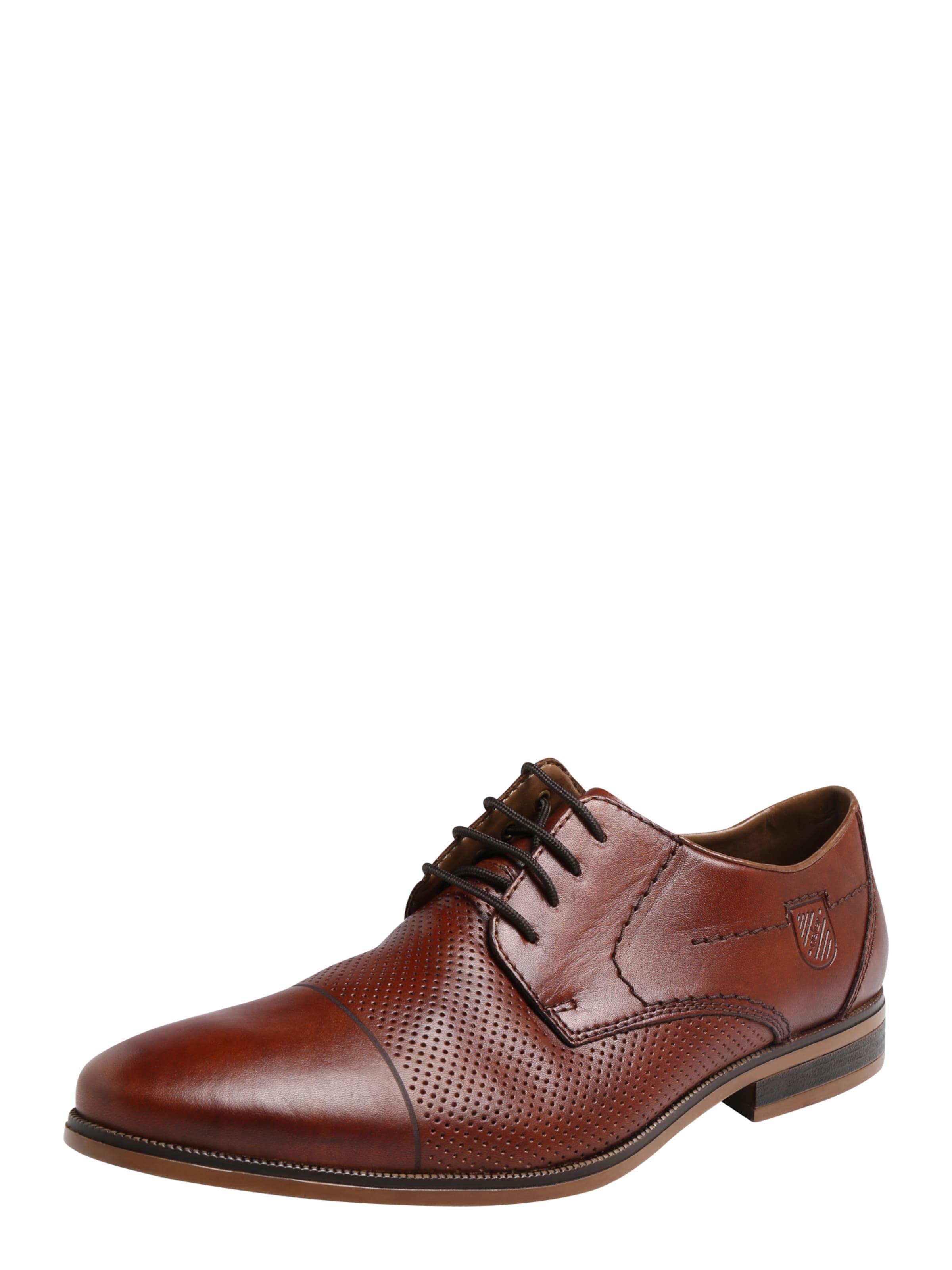 RIEKER Schnürer Verschleißfeste billige Schuhe Hohe Qualität