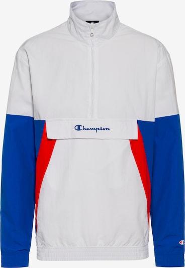 Champion Authentic Athletic Apparel Windbreaker in blau / rot / weiß, Produktansicht