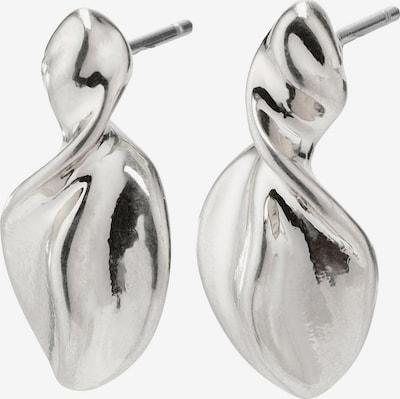 ezüst Pilgrim Fülbevalók 'Hollis': Elölnézet