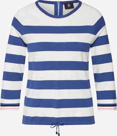BOGNER Pullover 'LIMA' in navy / weiß, Produktansicht