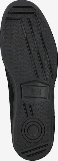 Sportbačiai be auliuko 'GSM' iš Onitsuka Tiger , spalva - juoda: Vaizdas iš apačios