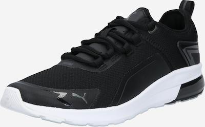 PUMA Chaussure de sport 'Electron Street Era' en noir / blanc, Vue avec produit