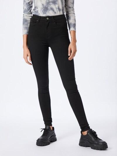 ONLY Jeans in schwarz, Modelansicht