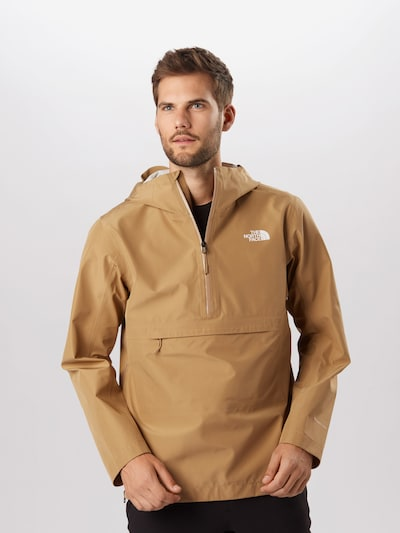 THE NORTH FACE Jacke 'Arque FL' in sand: Frontalansicht