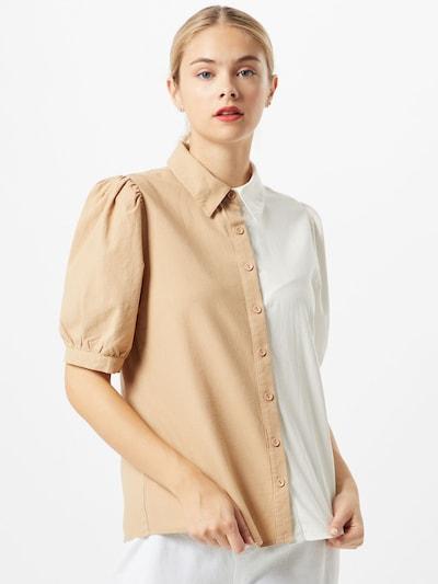 Bluză Trendyol pe bej deschis / offwhite, Vizualizare model