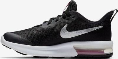 NIKE Sneaker 'Air Max Sequent 4' in schwarz: Frontalansicht
