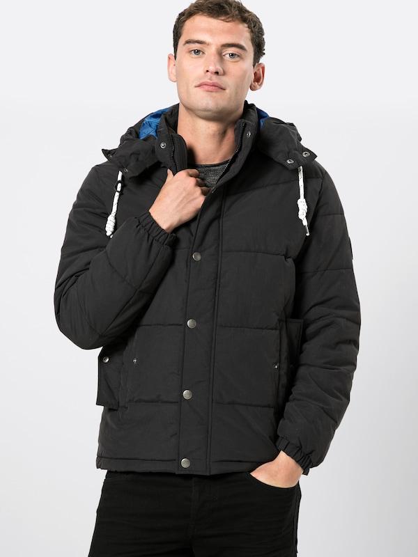 Jones saison Mi Figure Jackamp; Jacket' Noir 'jornew En Veste eEHW92YDI