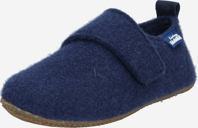 Living Kitzbühel Schuh in dunkelblau, Produktansicht