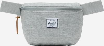 Herschel Gürteltasche 'Fourteen' in graumeliert, Produktansicht