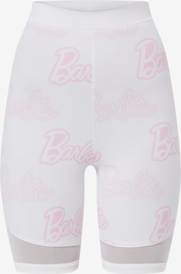 ABOUT YOU X Barbie Leggings 'Nela Pant' en rose / blanc, Vue avec produit