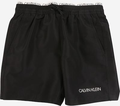 Calvin Klein Swimwear Badehose in schwarz, Produktansicht