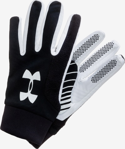 UNDER ARMOUR Handschuh 'Field Players 2.0' in schwarz / weiß, Produktansicht