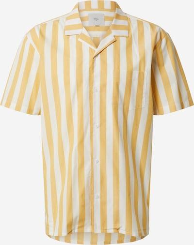 minimum Košile 'Emanuel' - žlutá / bílá, Produkt