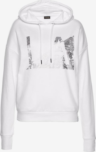 LASCANA Sweatshirt in weiß, Produktansicht