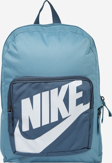 Nike Sportswear Rucksack 'Nike Classic' in türkis / dunkelblau, Produktansicht
