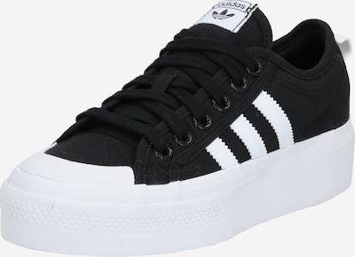 Sneaker low ADIDAS ORIGINALS pe negru / alb, Vizualizare produs