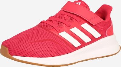ADIDAS PERFORMANCE Sportschuhe 'RUNFALCON C' in pink / weiß, Produktansicht