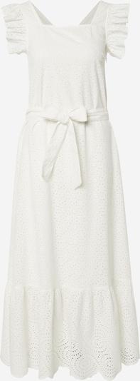 OBJECT Robe d'été 'LINEANA' en crème / blanc, Vue avec produit