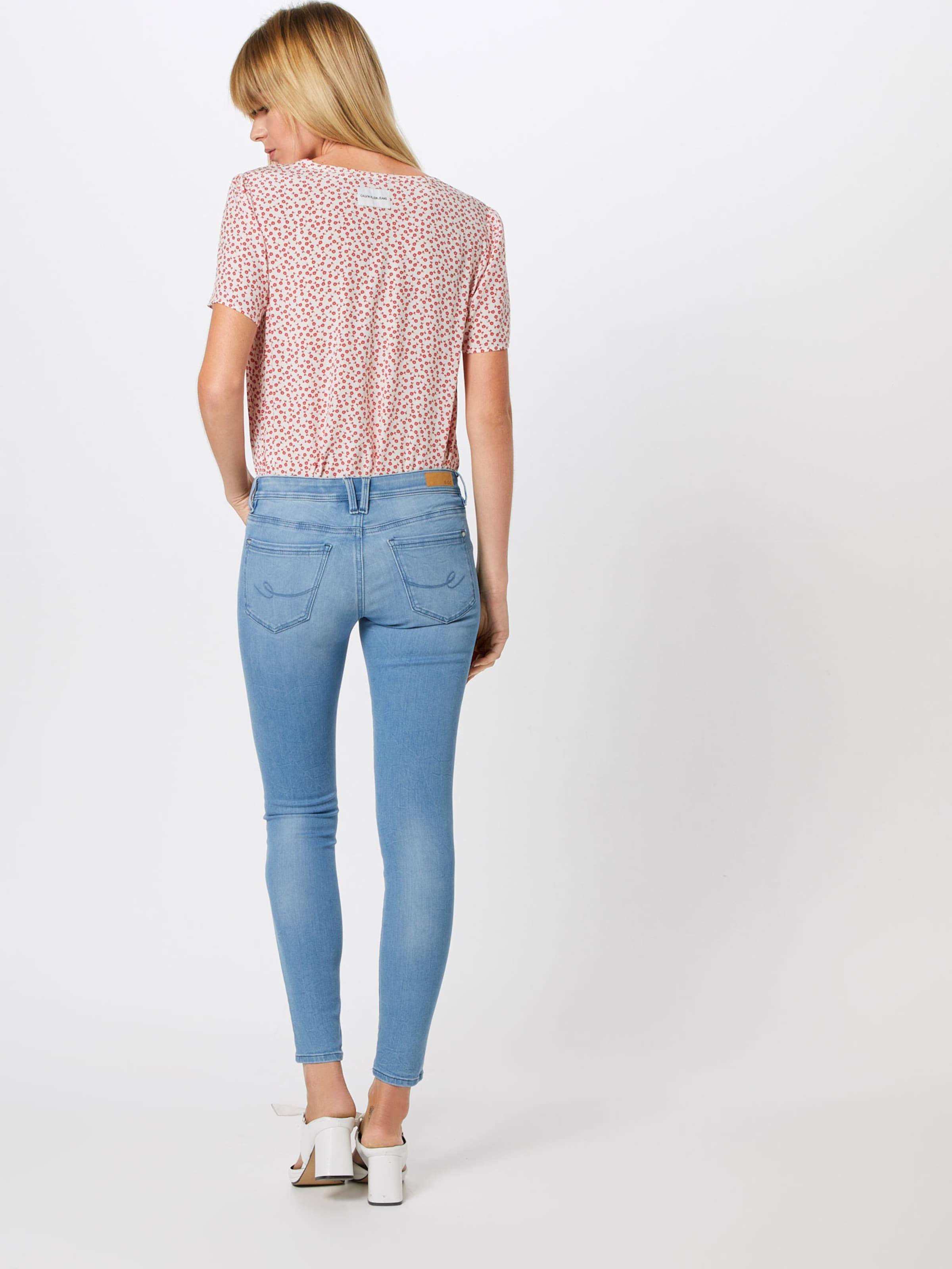 Esprit By In Edc Jeans 'rcs Blauw Lr' Denim 0OkwnP