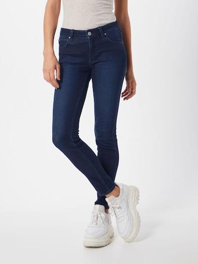 Lee Jeans 'Scarlett' in blau, Modelansicht