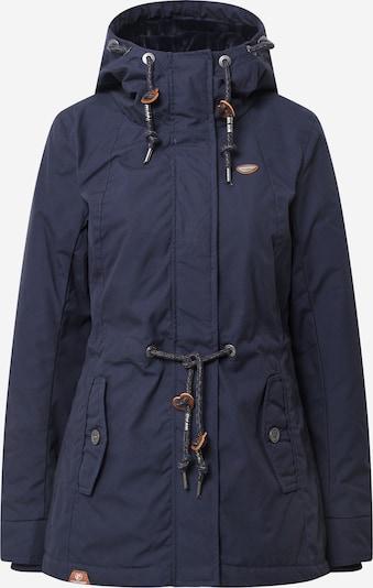 Ragwear Jacke 'Monadis' in dunkelblau, Produktansicht