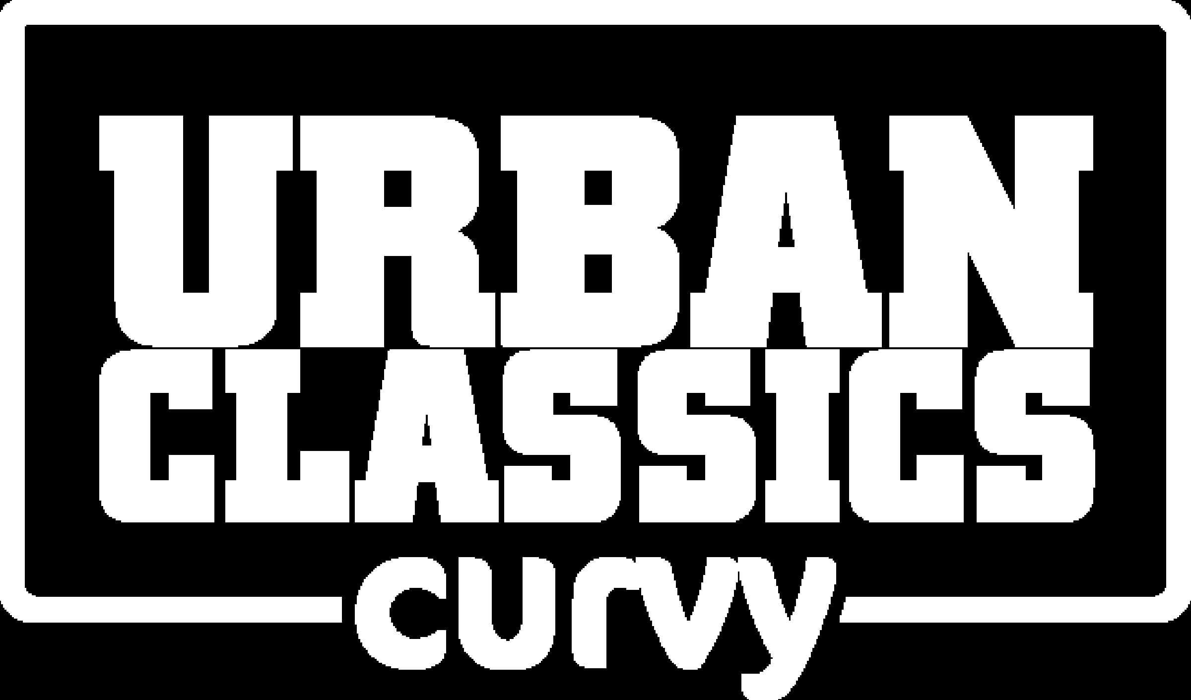 Urban Classics Curvy Logo