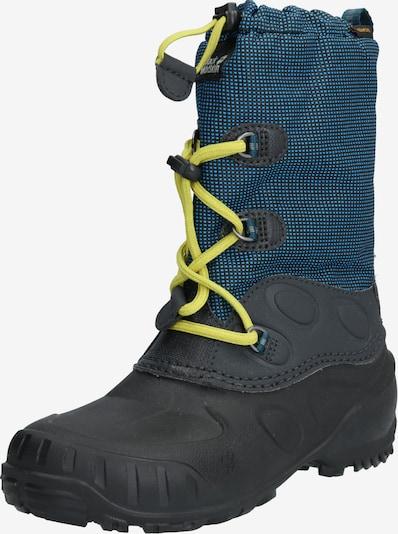 JACK WOLFSKIN Stiefel 'Iceland' in himmelblau / schwarz, Produktansicht