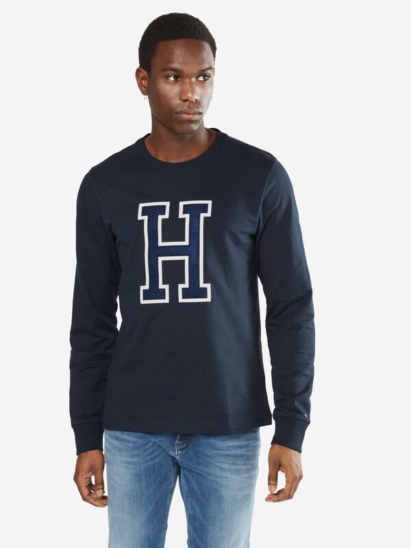 TOMMY HILFIGER Sweatshirt mit Logo 'Allen'