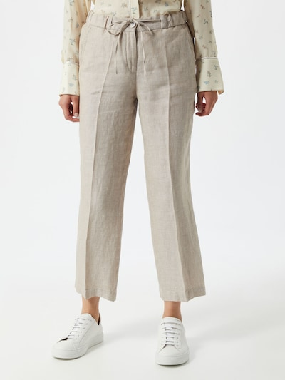 OPUS Kalhoty s puky 'Maritta Ros' - velbloudí, Model/ka