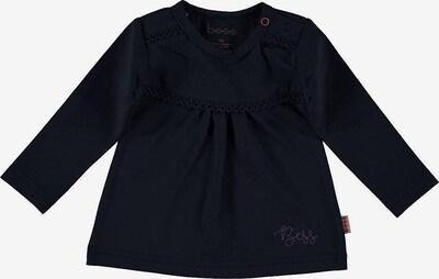 BESS Shirt in kobaltblau / rosa, Produktansicht