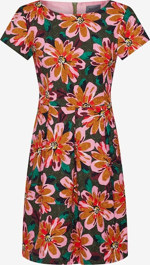 SAND COPENHAGEN Vasaras kleita 'Norma' pieejami zaļš / rozā, Preces skats