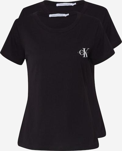 Calvin Klein Jeans T-Shirts in schwarz, Produktansicht