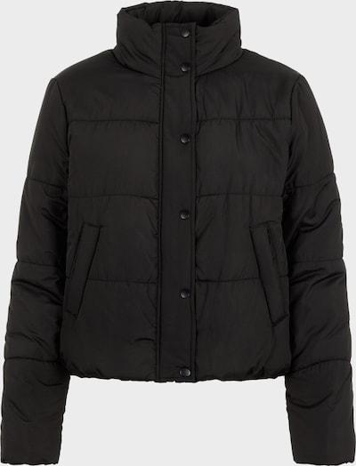 PIECES Jacke in schwarz, Produktansicht