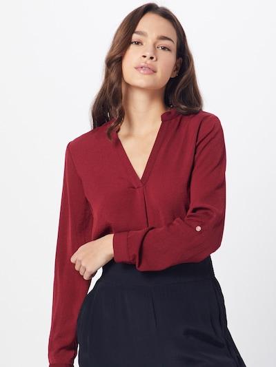 NEW LOOK Bluse 'MATILDA' in bordeaux, Modelansicht